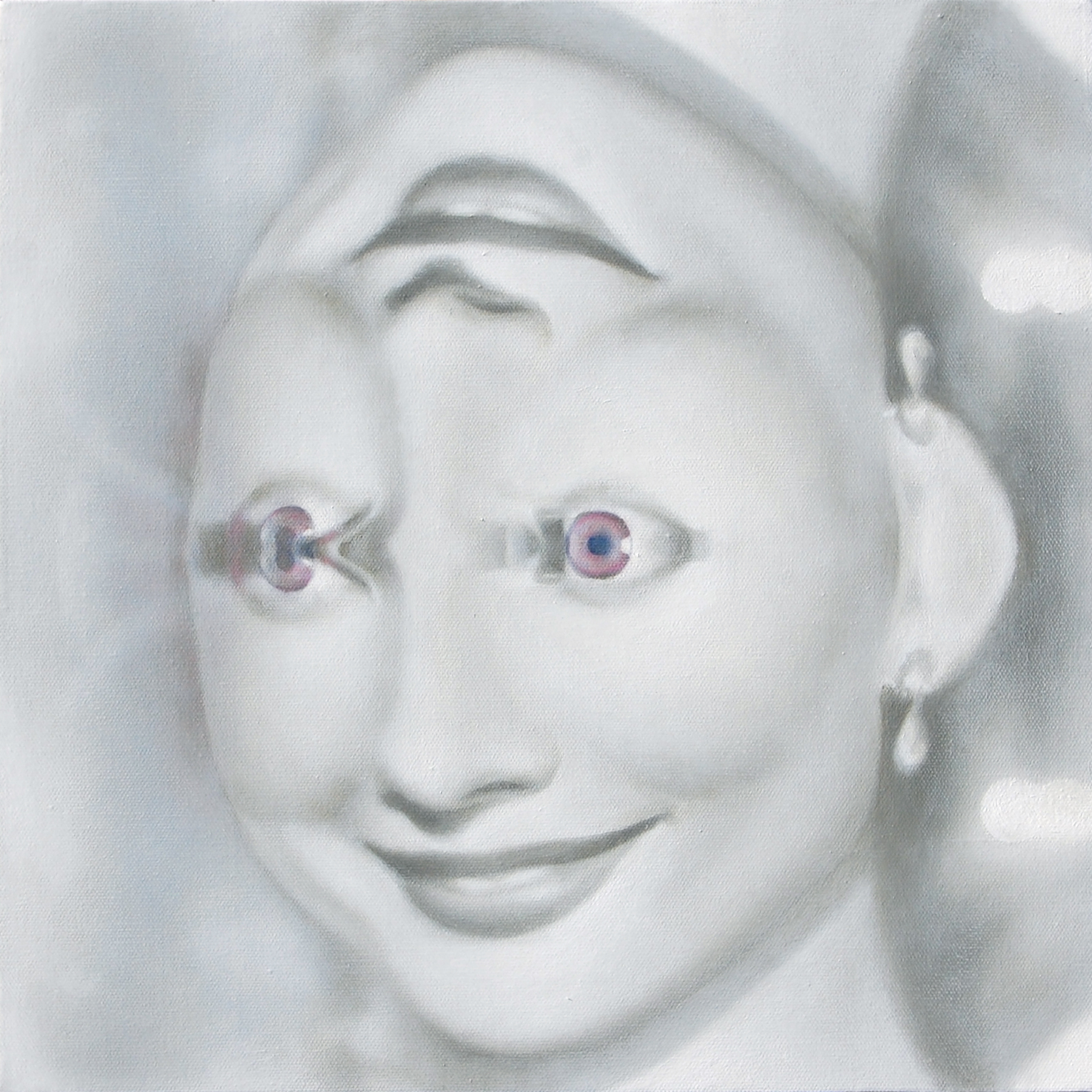 2012 The eyes of beauty(davy's grey) 455×455㎜